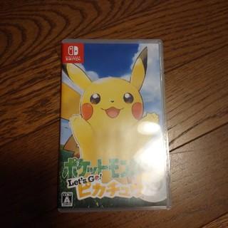 Nintendo Switch - ポケットモンスター レッツゴーピカチュウ