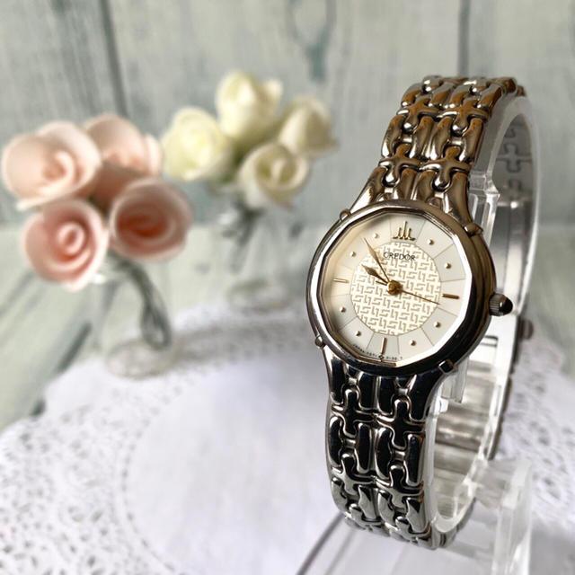 SEIKO - 【美品】SEIKO CREDOR クレドール 腕時計 7371-5030の通販