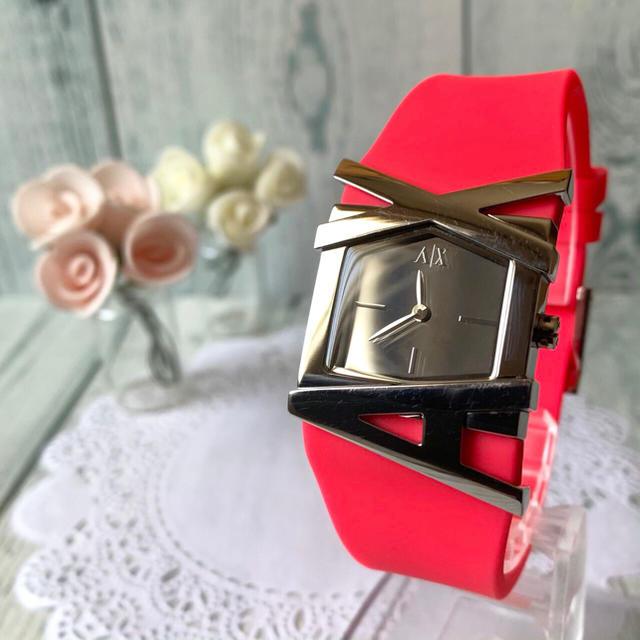ARMANI EXCHANGE - 【電池交換済み】A|X Armani Exchange アルマーニ  腕時計の通販