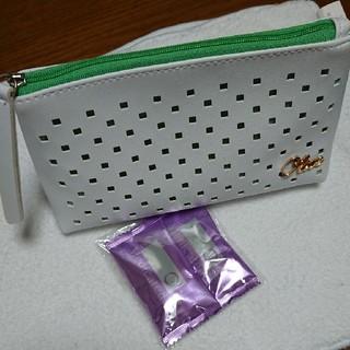 ディーエイチシー(DHC)のDHC ポーチ SOAP付き(ポーチ)