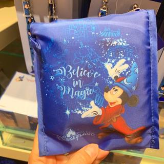 Disney - 香港♡ディズニー♡ミッキー♡ソーサラー♡魔法使い♡ファンタジア♡エコバッグ
