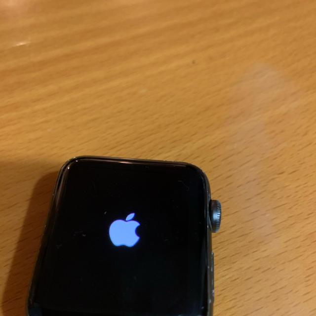 Apple Watch - アップルウオッチ2 ナイキモデル ジャンク品の通販