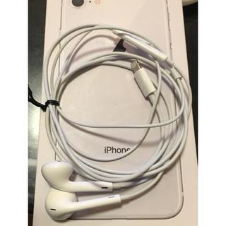 Apple - iPhone 8 付属 美品 アップル純正 イヤホン