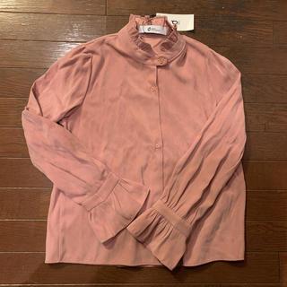 dholic - 薄手ゴーデュロイシャツ(未使用品)