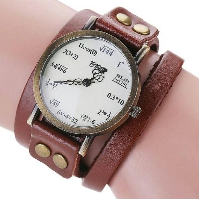 アンティーク調数式腕時計新品送料無料の通販