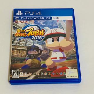 PlayStation4 - 実況パワフルプロ野球2018