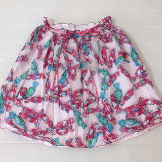 MILK - MILK キャンディ柄スカート
