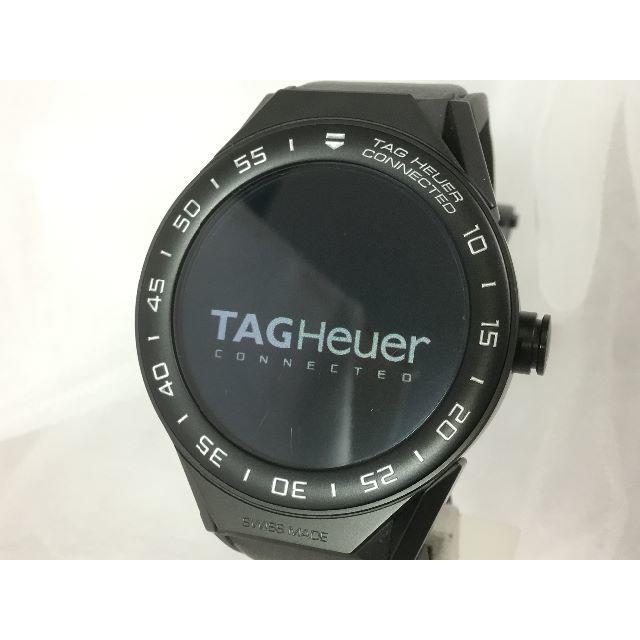 TAG Heuer - タグホイヤー コネクテッド モジュラー45 美品 交換ベルト×2有りの通販