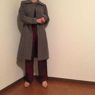 エディットフォールル(EDIT.FOR LULU)の90's  made in Italy vintage  ウールコート(ロングコート)