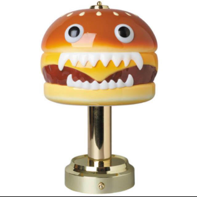 UNDERCOVER(アンダーカバー)のUndercover Hamburger lamp  エンタメ/ホビーのフィギュア(その他)の商品写真