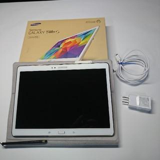 サムスン(SAMSUNG)のSamsung GALAXY TabS wi-fiモデル 32G(タブレット)