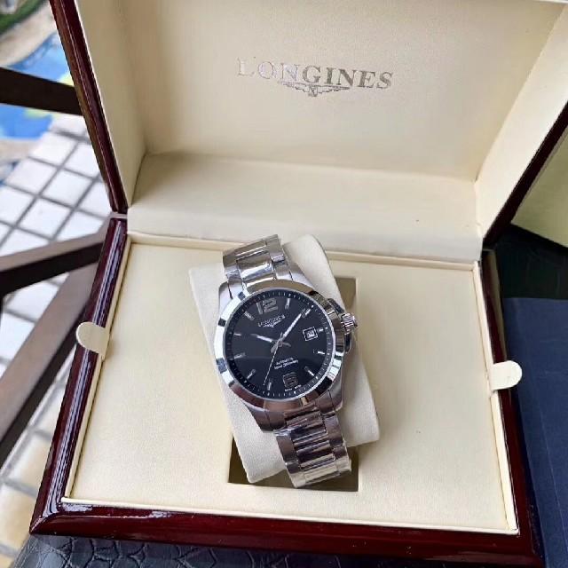 LONGINES - LONGINES腕時計人気の商品CONQUEST CLASSICの通販