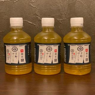 ユニクロ(UNIQLO)の京都ゆにくろ仕様 お茶 伊右衛門 非売品 3本(茶)