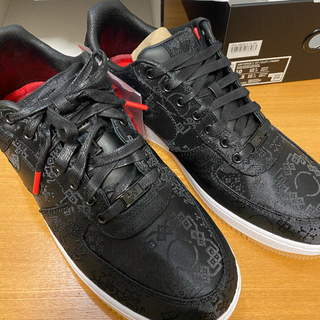ナイキ(NIKE)のAIR FORCE 1 '07 CLOT FRGMT POP BY JUN 28(スニーカー)
