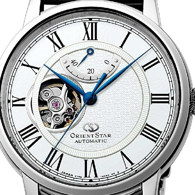 ORIENT - ① 腕時計オリエントスター セミスケルトン  ホワイト RK-HH0001Sの通販