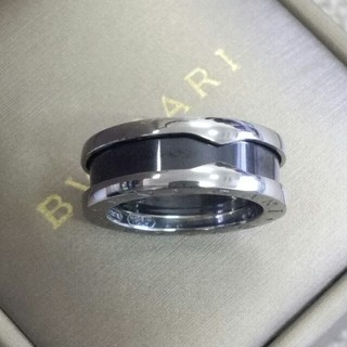 ブルガリ(BVLGARI)のブルガリ Bvlgari 男女兼用 リング 指輪 超美品 ファッション小物(リング(指輪))