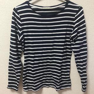 ジーユー(GU)の長袖Tシャツ(Tシャツ(長袖/七分))