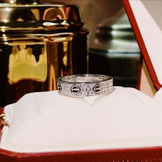 Cartier - カルティエ  リング  14号  超美品