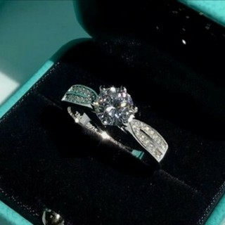 ティファニー(Tiffany & Co.)のセール♥素敵 TIFFANY&CO.ティファニーダイヤ リング 正規品 (リング(指輪))