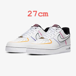 ナイキ(NIKE)のNIKE AIR FORCE 1 フォース Day Of The Dead 27(スニーカー)