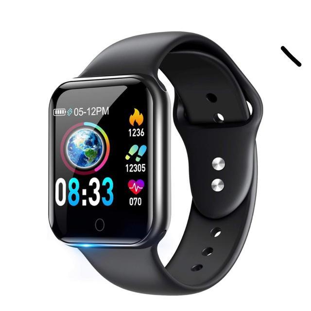 スマートウォッチ  iphone&Androi対応 新品未使用IP67防水の通販