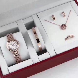 Cartier - Cartierネックレス、時計、指輪、ブレスレット、イヤリング、時計、