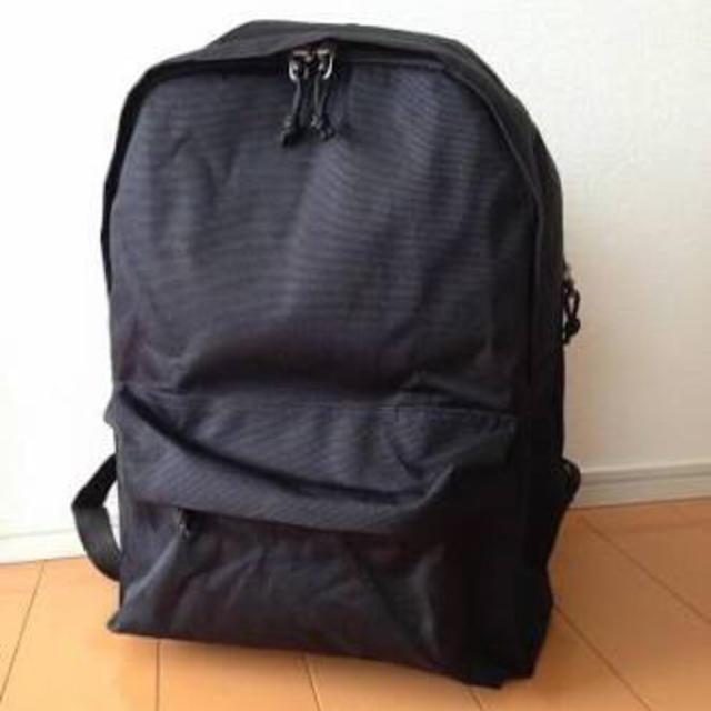 MUJI (無印良品)(ムジルシリョウヒン)の無印 リュック コットン レディースのバッグ(リュック/バックパック)の商品写真