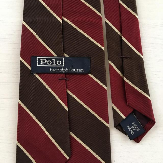 POLO RALPH LAUREN(ポロラルフローレン)のRalph Lauren  ネクタイ    ♯63a メンズのファッション小物(ネクタイ)の商品写真