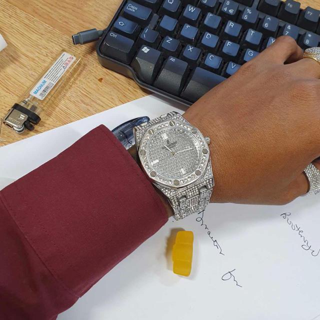 AP  PIGUE 腕時計 ダイヤモンドの通販