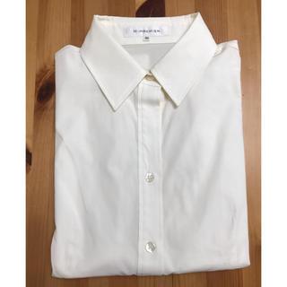 M-premier - エムプルミエ 白シャツ
