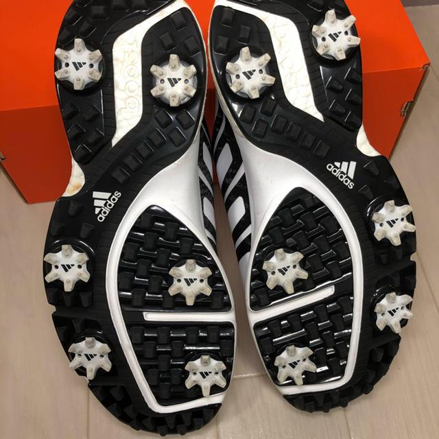 adidas(アディダス)の26cm パワーバンド ボアブースト adidas スポーツ/アウトドアのゴルフ(シューズ)の商品写真