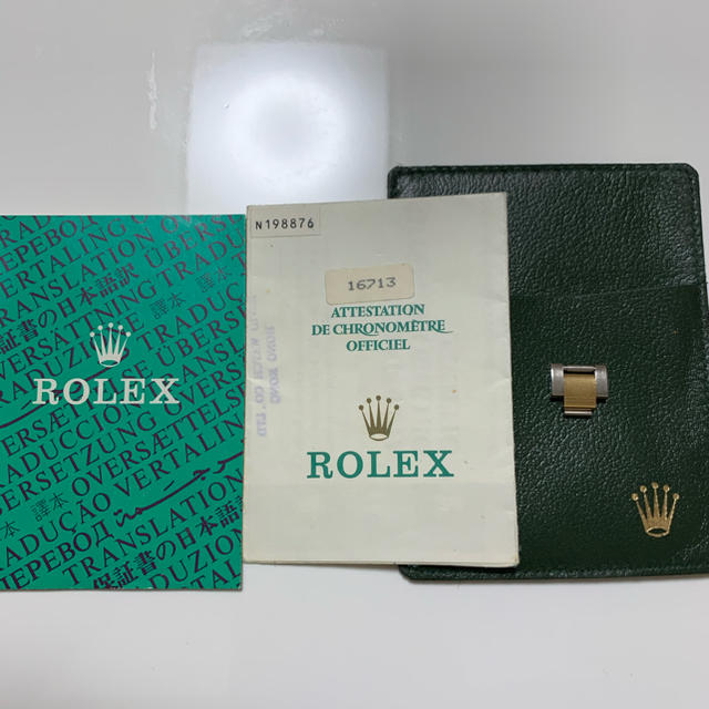 ROLEX - gmt マスター2 確認用ですの通販