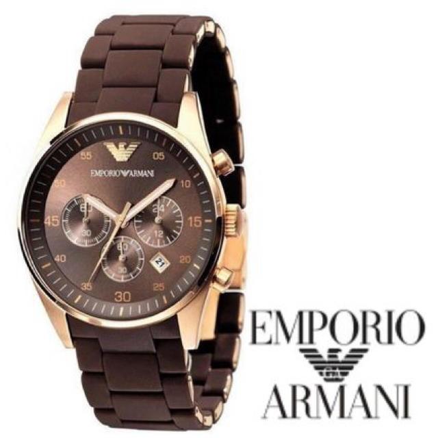 Emporio Armani - AR5890 エンポリオアルマーニ 腕時計 アルマーニ ウオッチ ARMANIの通販