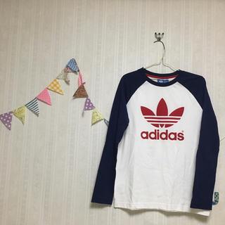 アディダス(adidas)のadidas originals♡ロンT(Tシャツ(長袖/七分))
