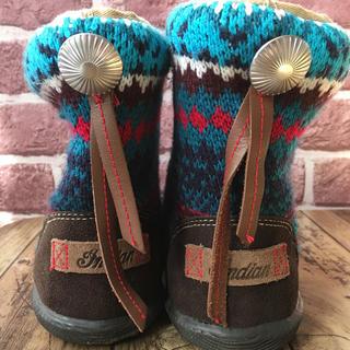 Indian - インディアン ブーツ