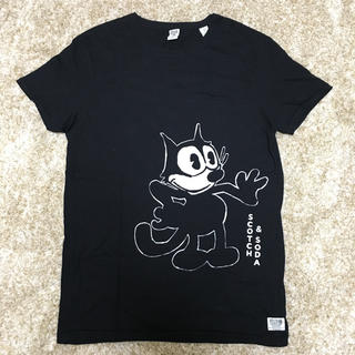 スコッチアンドソーダ(SCOTCH & SODA)のスコッチ&ソーダ フェリックスコラボ Tシャツ(Tシャツ/カットソー(半袖/袖なし))