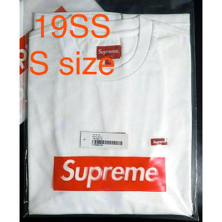 Supreme - Supreme 19ss Small Box Tee