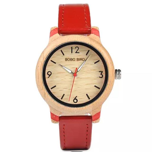 腕時計 レディース  BOBO BIRD ボボバード 木製腕時計 女性の通販
