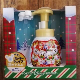 Disney - ディズニー クリスマス snosnow ミッキーシェイプハンドソープ 新品未使用
