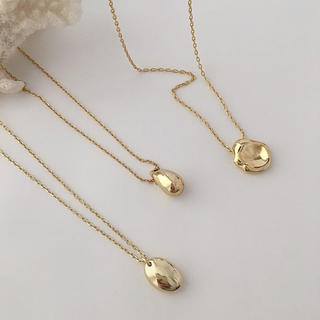 TODAYFUL - Silver925 k18_ Nuance necklaces