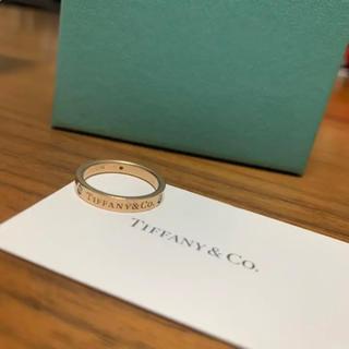 ティファニー(Tiffany & Co.)の値下げしました★ Tiffany & Co.★ティファニー★バンドリング★指輪(リング(指輪))
