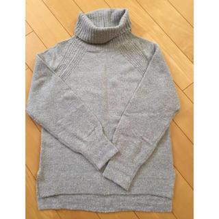 イッカ(ikka)のハイネックセーター(ニット/セーター)