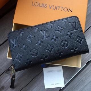 LOUIS VUITTON - 極美品 louis.. vuitton長財布