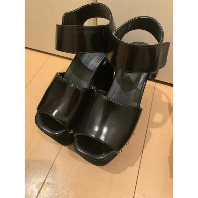 EMODA(エモダ)のサンダル エモダ  靴 レディースの靴/シューズ(サンダル)の商品写真
