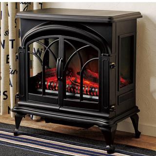ニトリ - ニトリ 暖炉ヒーター