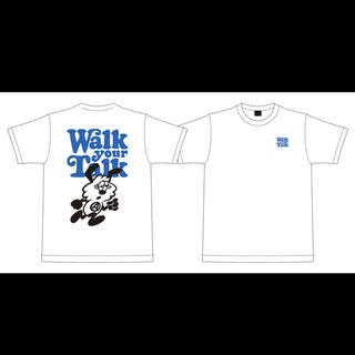 Supreme - Verdy EYESCREAM  T-SHIRT Walk your talk