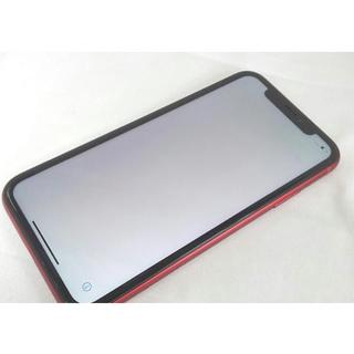 iPhone - iPhone XR 64GB (PRODUCT)RED SIMフリー 本体