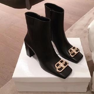 バレンシアガ(Balenciaga)のBALENCIAGA バレンシアガ ブーツ(ブーツ)