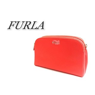 フルラ(Furla)のFURLA フルラ ショルダーバッグ オレンジ(ショルダーバッグ)