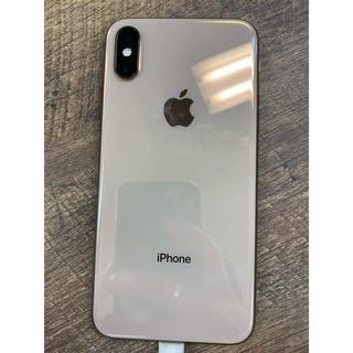 iPhone - iPhoneXS 64GB ゴールド